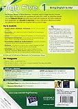 High five. Students book-Workbook-Exam trainer. Per la Scuola media. Con CD Audio. Con e-book. Con espansione online: 1
