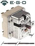 EGO Sicherheitsthermostat 55.32582.020 passend für Küppersbusch, Palux max. Temperatur 480°C 3-polig Fühler ø 4mm x 230mm