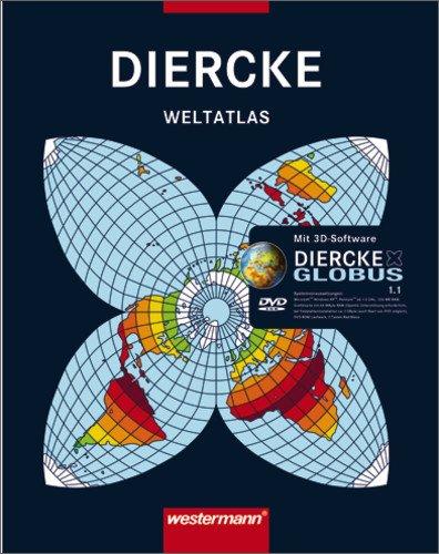 Westermann Schulbuch Diercke Weltatlas mit DVD Diercke Globus: 5. aktualisierte Auflage 2002