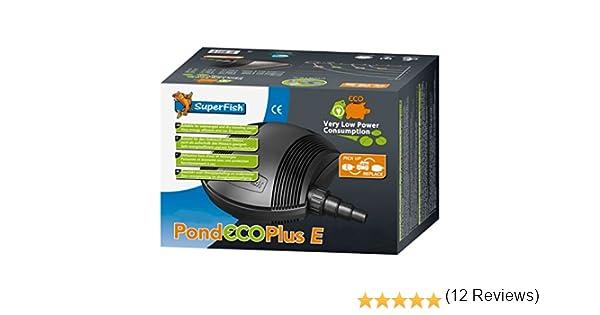 Superfish Pond Eco Plus E 8000 7.800L//h 41w