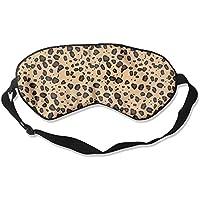 Comfortable Sleep Eyes Masks Leopard Pattern Sleeping Mask For Travelling, Night Noon Nap, Mediation Or Yoga preisvergleich bei billige-tabletten.eu