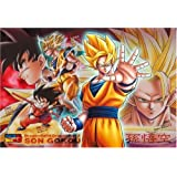Warrior to 300 Piece Dragon Ball Z evolution, Goku 300-171 (Japan import / The package and the manual are written in Japanese)