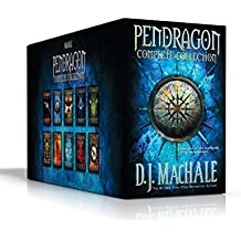 Pendragon Complete Collection: The Merchant of Death; The Lost City of Faar; The Never War; The Reality Bug; Black Water; The Rivers of Zadaa; The ... of Rayne; Raven Rise; The Soldiers of Halla