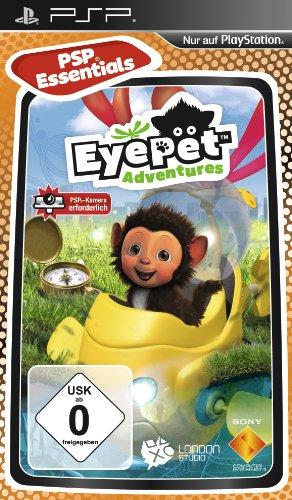EyePet Adventures [Essentials] - [Sony PSP]
