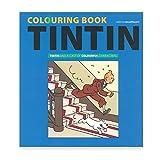 Moulinsart Livre Album à colorier Tintin et Les Personnages en Couleur 24368 (2018)...