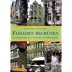 Fassaden begrünen: Ratgeber für Gestaltung, Ausführung und Pflanzenwahl