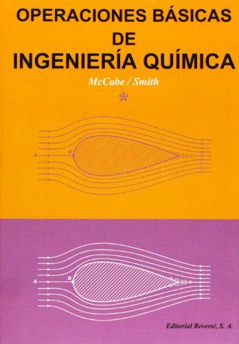 Operacines Básicas En Ingeniería Vol. 1 (Mccabe)