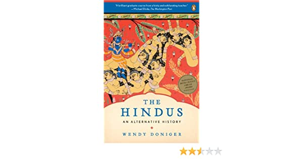 The Hindus: An Alternative History (English Edition) eBook