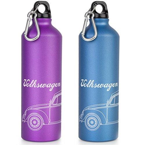 volkswagen-trinkflasche-750-ml-verschliessbar-mit-karabiner-sportflasche-aus-alu-mit-vw-kafer-motiv-