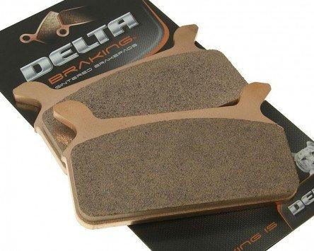 Plaquettes de frein Delta Braking frittées DB2151RDN pour HARLEY DAVIDSON