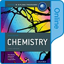 Chemistry 2014 Access Code (Oxford IB Diploma Programme)