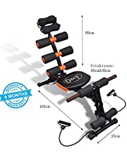 Ozoy Six Pack Abs Exerciser Machine for Exercise and Fitnes