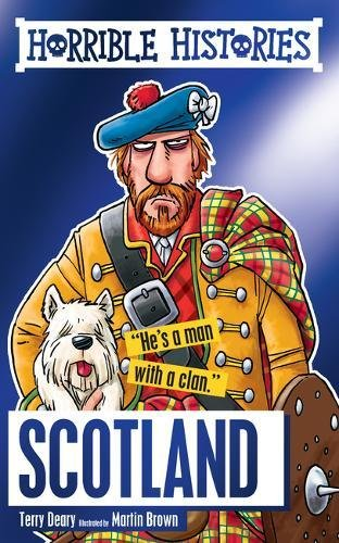 Horrible Histories Special: Scotland por Terry Deary