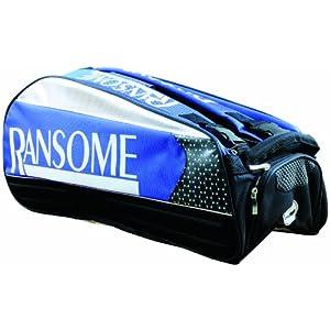 Ransome Sporttasche für Schläger, wärmeisoliert, Blau/ silberfarben