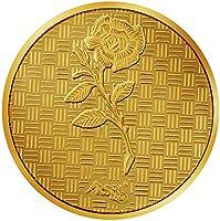 RSBL 50 gm, 24k (995) Yellow Gold Ecoins Precious Coin