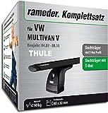 Rameder Komplettsatz, Dachträger WingBar für VW MULTIVAN V (140882-04988-1)