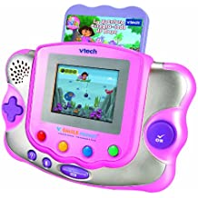 VTech Vsmile - V.Smile Pocket Lwc, Dora, color rosa (80-075377)