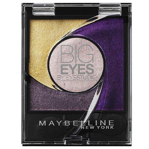 Maybelline New York Lidschatten Eyestudio Big Eyes Palette Purple 05 / Eyeshadow Set in Lila-Tönen...