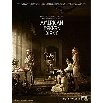 American Horror Story Movie Poster 70 X 45 Cm Amazonde Küche