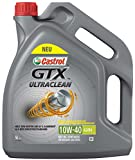 Castrol Limited 15A4D5 GTX Ultraclean 10W-40 A3