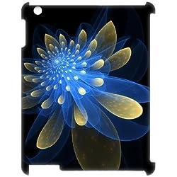 fractal carcasa de flor para IPad 2,3,4