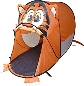 Children's Tiger Play Tent