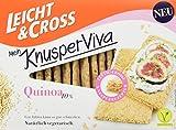 LEICHT&CROSS Mein KnusperViva mit Quinoa, 8er Pack (8 x 125 g)