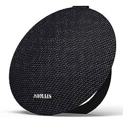 Altoparlante Bluetooth Portatile Wireless AOMAIS Ball, Bassi Potenti da 15 W, Altoparlante IPX7 Impermeabile / Doccia / Auto Bluetooth, Bluetooth 4.2 e Stereo, Microfono Incorporato Per Telefoni Cellulari, Tablet, Punti di Eco