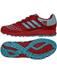 huge discount 1a6d1 6a107 adidas Zone DOX Scarlet Aqua Hockey Schuh - SS18