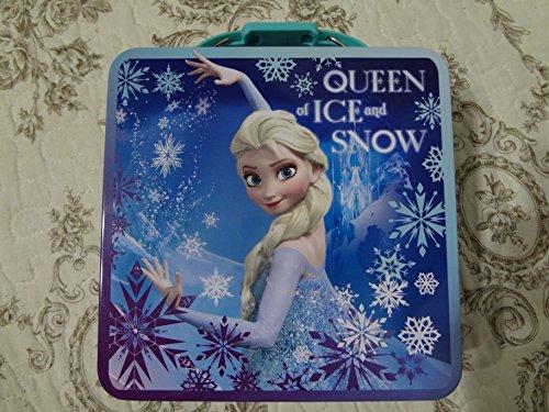 Disney Frozen Elsa Lunch Box Queen of Ice and Snow by Disney (Queen Frozen Elsa Snow)