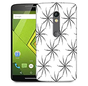Snoogg Small Windmills Designer Protective Phone Back Case Cover For Motorola Moto X Play