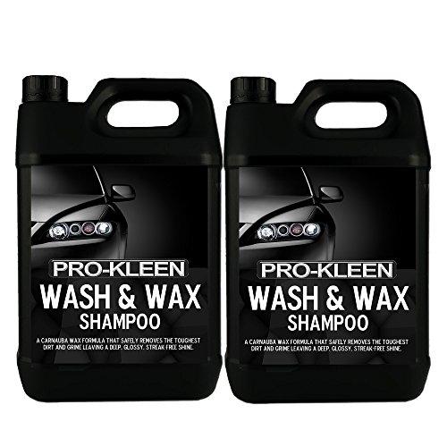 2-x-5-litres-pro-kleen-professional-car-wash-and-carnauba-wax