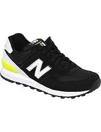New Balance 574 - Zapatillas bajas Mujer Negro Talla 40M