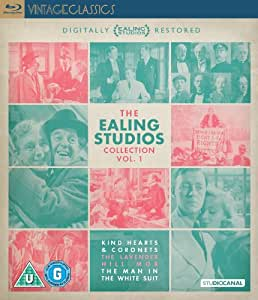 Ealing Studios Collection: Volume 1  [1949] [Blu-ray]