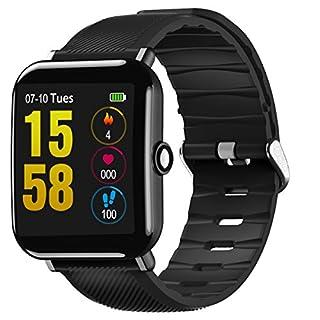 R9 Fitness Smart Fitness Uhr Lauf Herz Rate Monitor Bluetooth Schritt Zähler Schrittzähler Touch Intelligente Sport Uhr Elegante Form Fitnessgeräte Schrittzähler