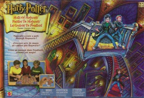 Harry Potter - Magische Korridore / Halls of Hogwarts Brettspiel, Das Magische Labyrinth