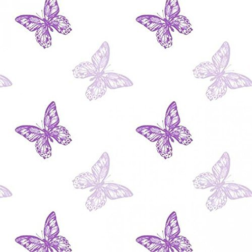 OASIS CELLOPHANE ROLL 80cmx100m [Two Tone Purple (41-00229)]x 1 ROLL -