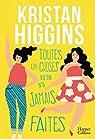 Toutes ces choses qu'on n'a jamais faites par Higgins