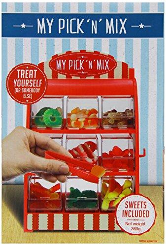 Pick'n'Mix Süßigkeiten Theke - groß