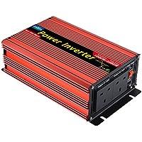600W wechselrichter 12v auf 230v spannungswandler konverter mit 1a Smartphones Tablets Giandel USB /& Alligator Klemmen Kabel f/ür laptops