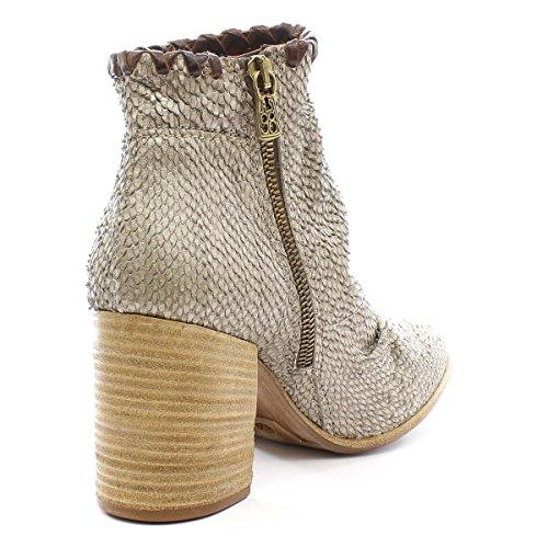 A.S.98 Boots à Talons 966204-301 Grano Castagna Airstep as98 Grano/Castagna