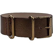 Timex T2P340-Band - Correa de cuero
