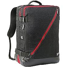 Mochila Camden equipaje de mano incluye artículos de tocador de la bolsa y de la manga de la tableta. Mano mochila equipaje para Ryanair, Easyjet, Monarch, Jet2