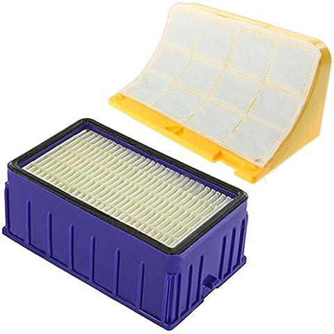 SPARES2GO & lavabile e filtro HEPA Post-motore per aspirapolvere DYSON