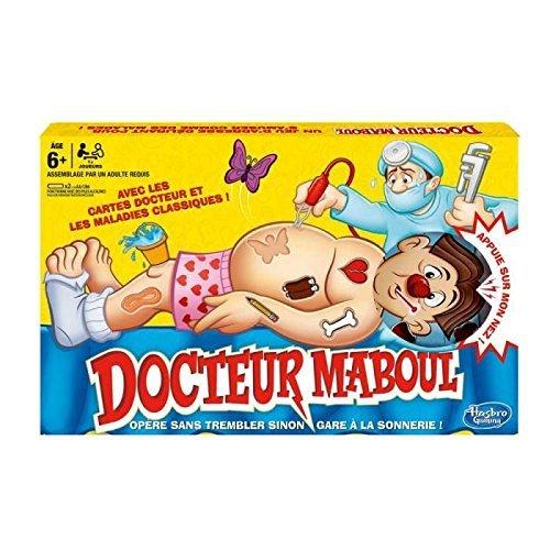 Docteur Maboul - Jeu de société pour jouer en famille - Hasbro