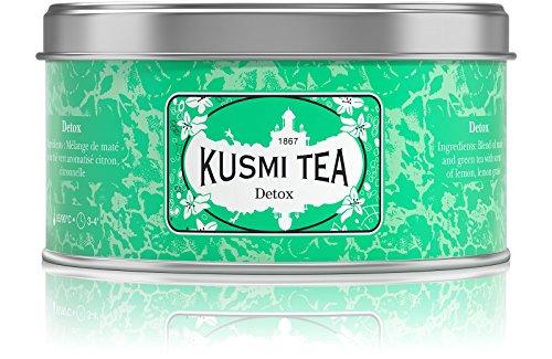 Kusmi Tea - Detox - Boîte métal 125g