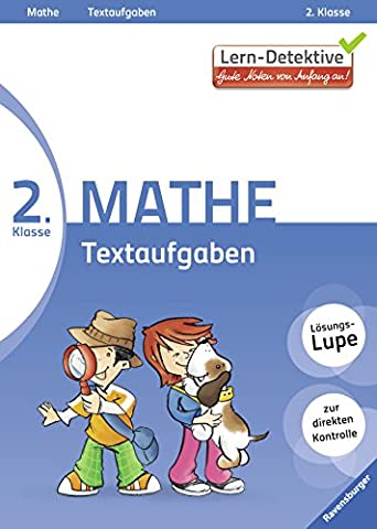 Textaufgaben (Mathe 2. Klasse)