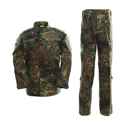 DRAGONPRO AU001 ACU Uniform Set Flecktarn XS -