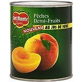 Del Monte Pêches Demi-Fruits au Jus 825 g