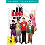 The Big Bang Theory - Die komplette zweite Staffel